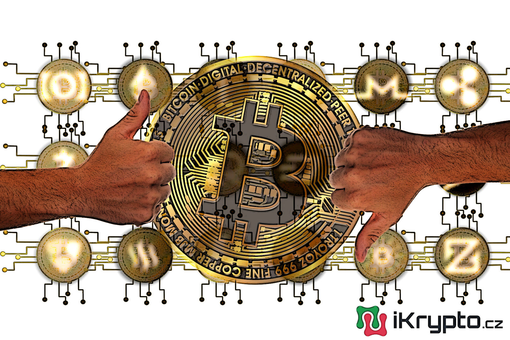 investovat do kryptomen