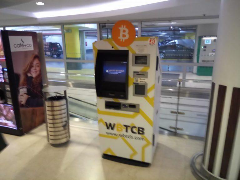 bitcoinmat v praze