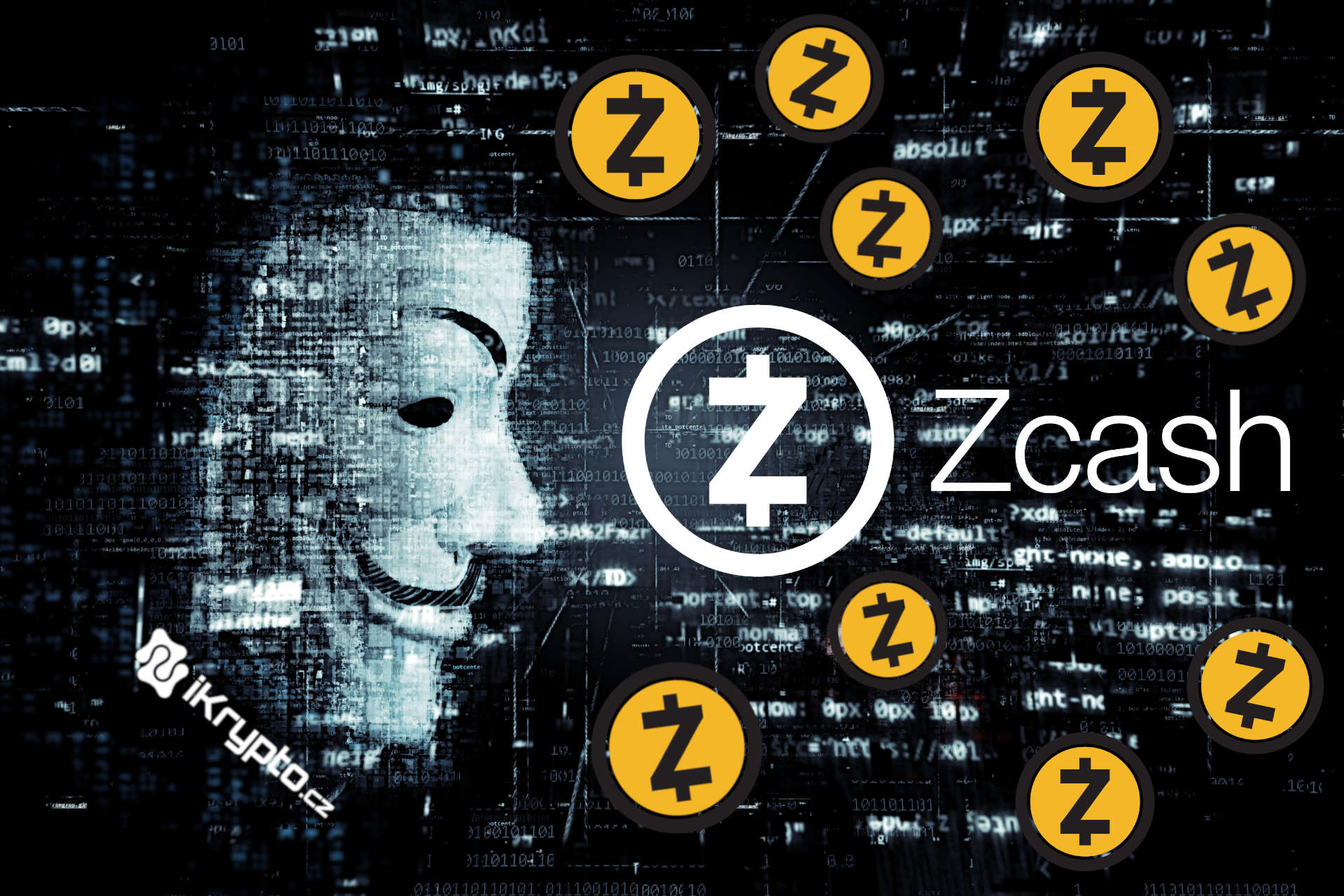 zcash kryptomena ZEC
