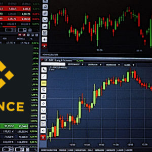 Burza Binance [NÁVOD]